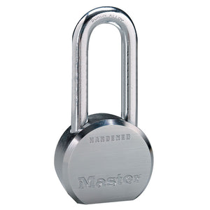 6230LH - 2-1/2in (64mm) Wide ProSeries® Solid Steel Rekeyable Pin Tumbler Padlock with 2in (51mm) Shackle