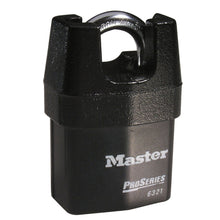 Load image into Gallery viewer, 6321 - 2-1/8in (54mm) Wide ProSeries® Shrouded Laminated Steel Rekeyable Pin Tumbler Padlock-Keyed-MasterPadlocks.com (LIVE)