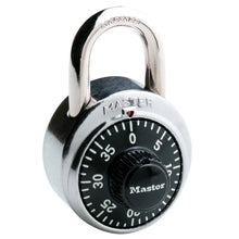 Load image into Gallery viewer, 1500D - 1-7/8in (48mm) Wide Combination Dial Padlock