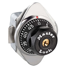 Load image into Gallery viewer, 1654 - Built-In Combination Lock for Horizontal Latch Box Lockers - Hinged on Right-Combination-MasterPadlocks.com (LIVE)