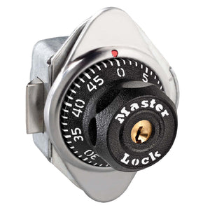 1654 - Built-In Combination Lock for Horizontal Latch Box Lockers - Hinged on Right-Combination-MasterPadlocks.com (LIVE)