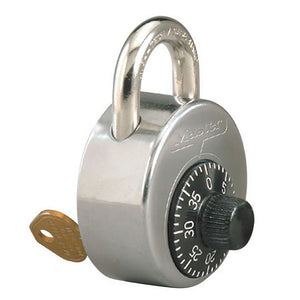 2010S - 2-3/16in (56mm) High Security Combination Padlock with 1/2in (13mm) Shackle and Control Key