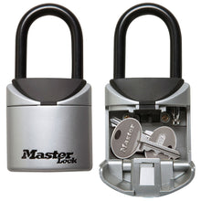 Load image into Gallery viewer, 5406D - 2-3/4in (70mm) Wide Set Your Own Combination Portable Lock Box-Combination-MasterPadlocks.com (LIVE)