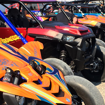 Demon Powersports attends UTV INVASION 2017