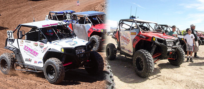 XMF Youth Race Team dominates Lucas Oil Off-Road Racing Series