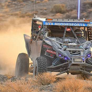 "Andrei Isac #1920 places 17th in 2018 Best in the Desert ""Vegas to Reno"" Race"