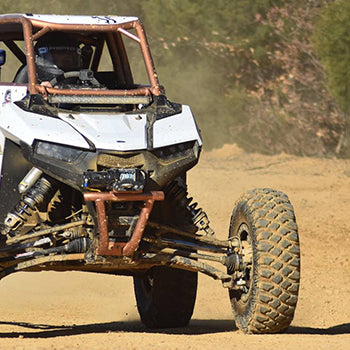 Polaris RZR RS1 Rock Racing Build from Dustin Estes