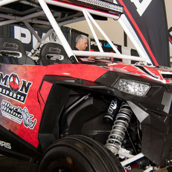 Demon Powersports attends the Sand Sports Super Show