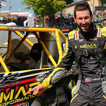 Bikeman's Jason Luburgh dominates Crandon World Cup
