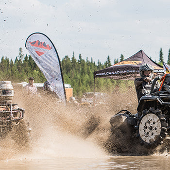 Canadian Championship Mud Racing Powered by Demon Powersports!