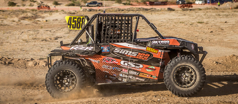 Casey Sims Places 3rd in UTV World Championships