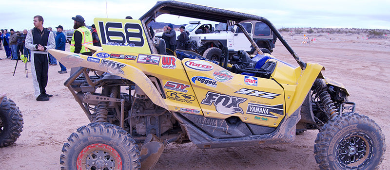 Demon Powersports attends the Parker 250 Tech & Contingency Event