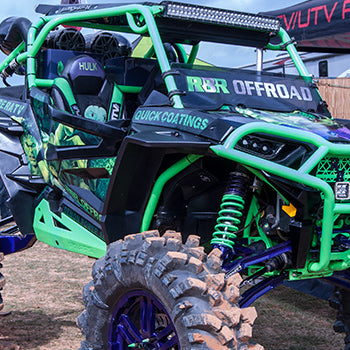 Demon Powersports hold it down at the Highlifter Mud Nationals