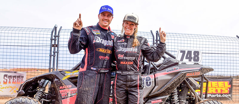 Weller Racing shines in Lucas Oil Off Road Racing season opener