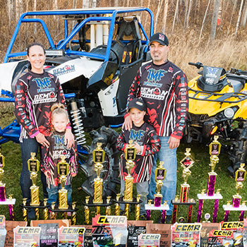 Congratulations to TMF Racing family on their great success at CMR!