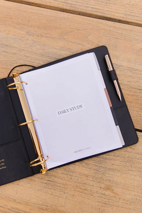 Disciple of Christ Study Journal