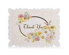 Load image into Gallery viewer, Daisies & Butterflies Thank You Card Set
