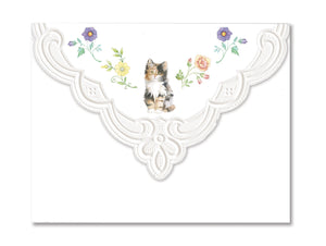 Kittens Boxed Notecards