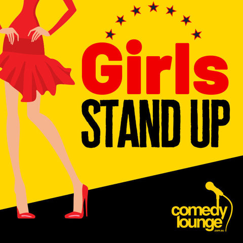 best female comedians in australia in one show at Perth Comedy Lounge Fringe World Festival 2021
