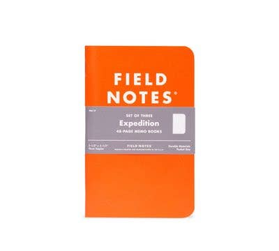 Expedition 48 Page Memo Notebook