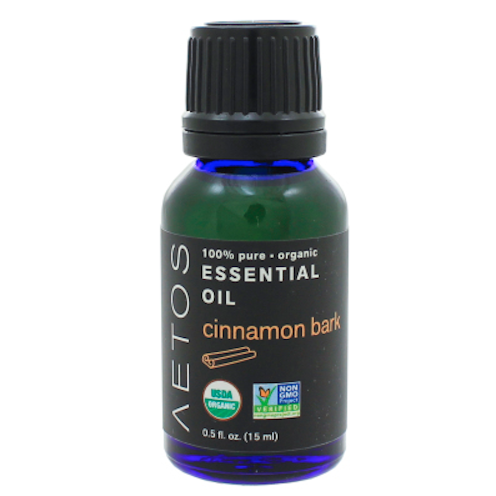 Organic Cinnamon Bark Essential Oil - 15 ml