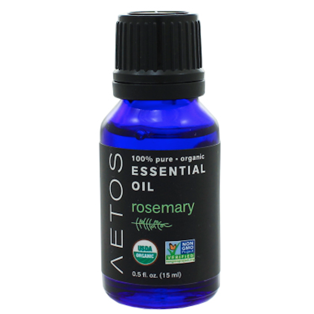 Organic Rosemary Essential Oil - 15 ml