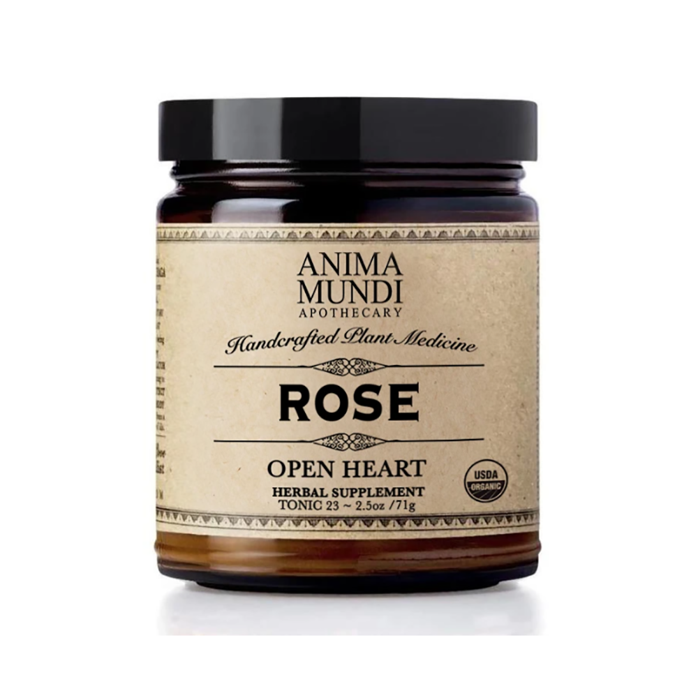 Organic Rose Powder - 2.5 oz