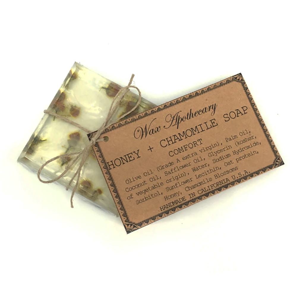 Handmade Botanical Soap