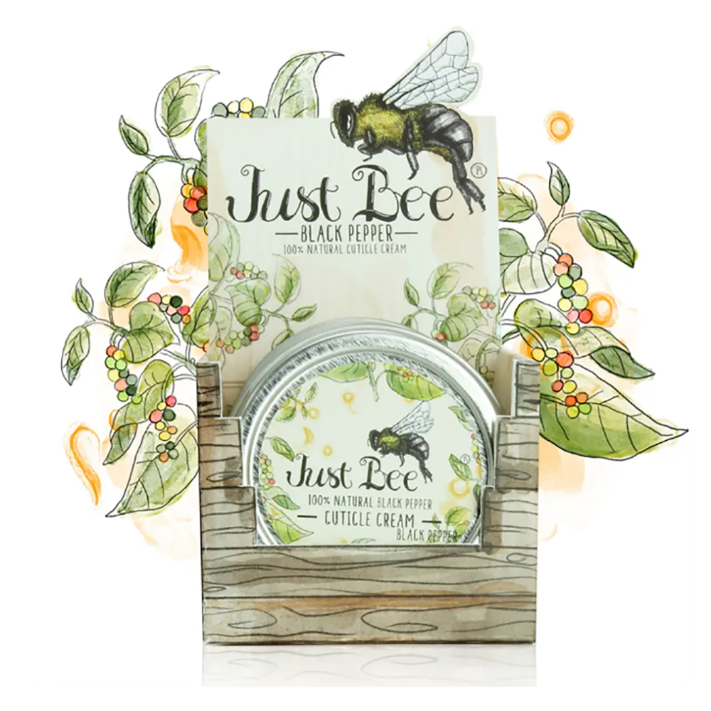 Just Bee - Cuticle Cream