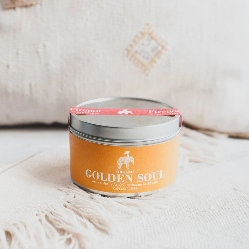 Golden Soul - 4 oz Tin