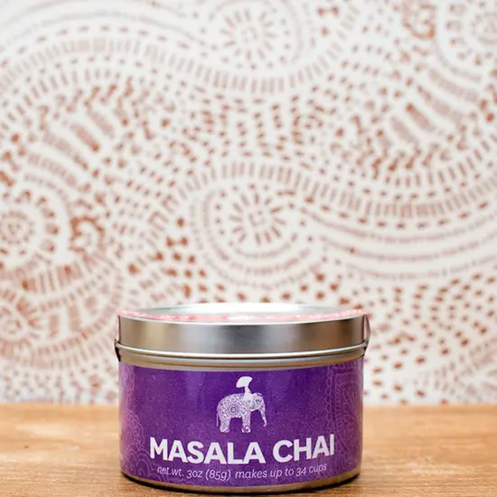Masala Chai Tea - 3oz Tin