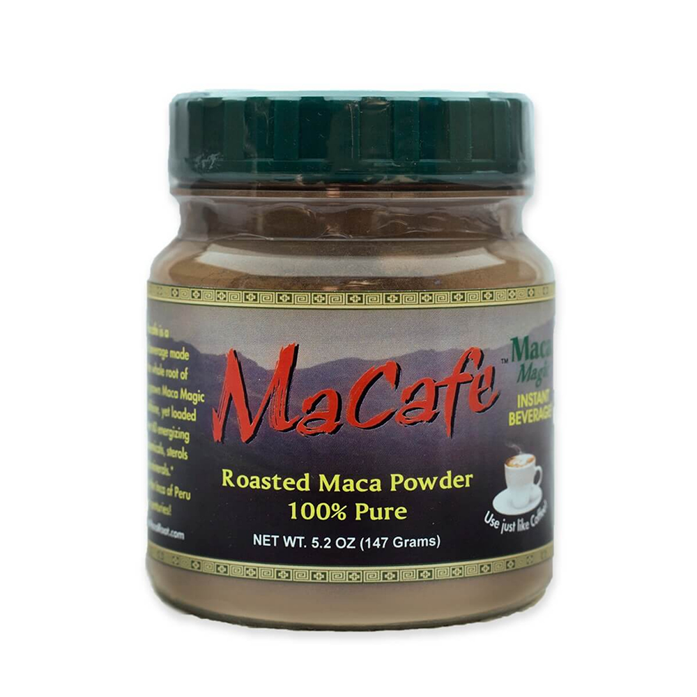 Maca Magic - MaCafe Roasted Maca Powder Instant Beverage (5.2 oz)