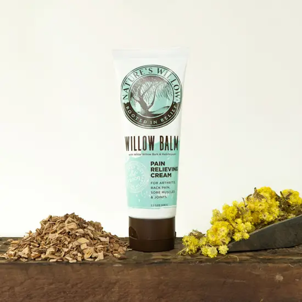 Willow Balm Pain Relief Cream