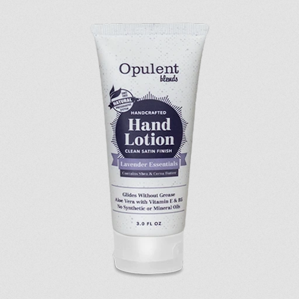 All Natural Hand Lotion: Lavender