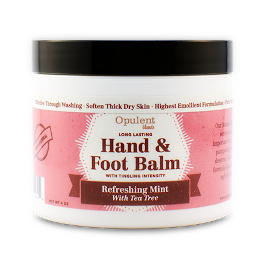 All Natural Hand and Foot Balm