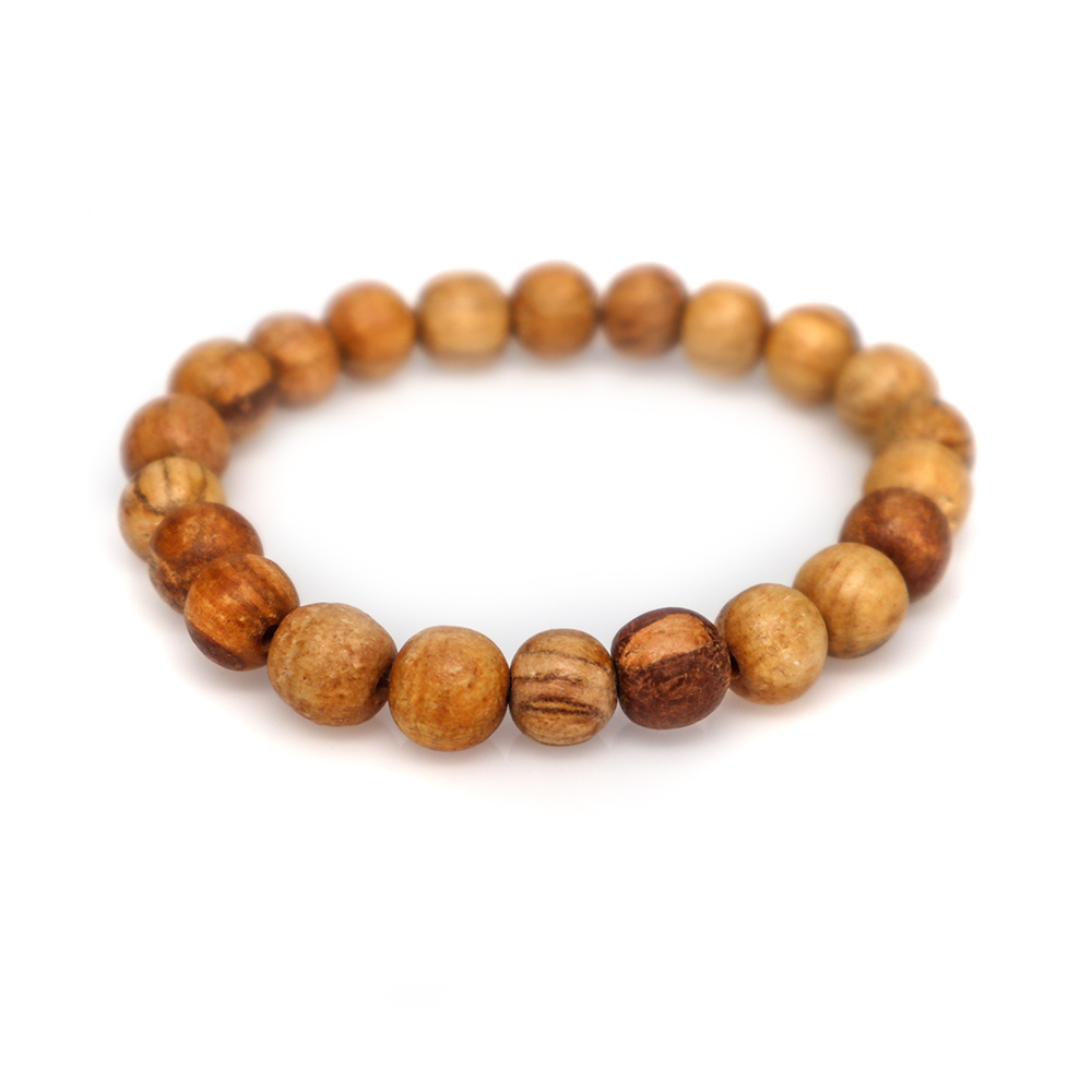 Palo Santo - Meditation Bracelet (8mm)