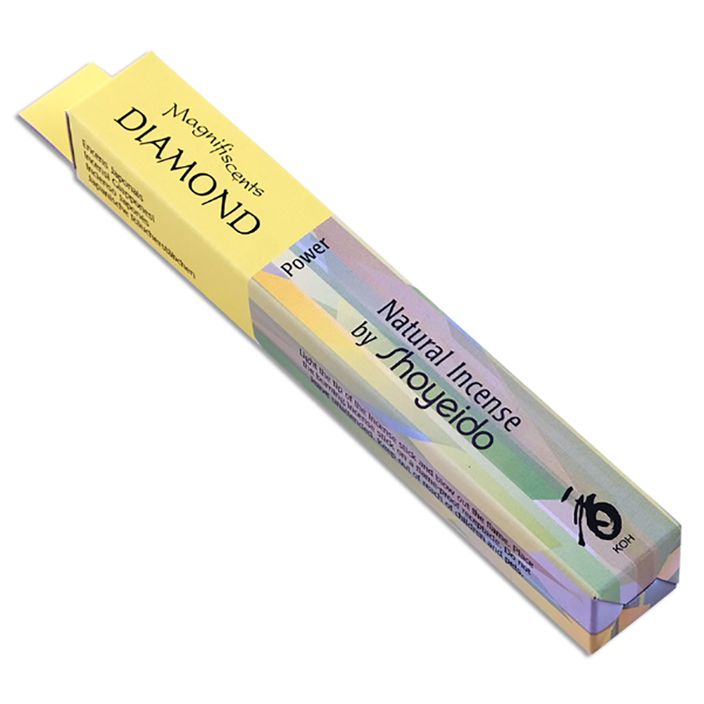 Japanese Incense: Diamond - Power
