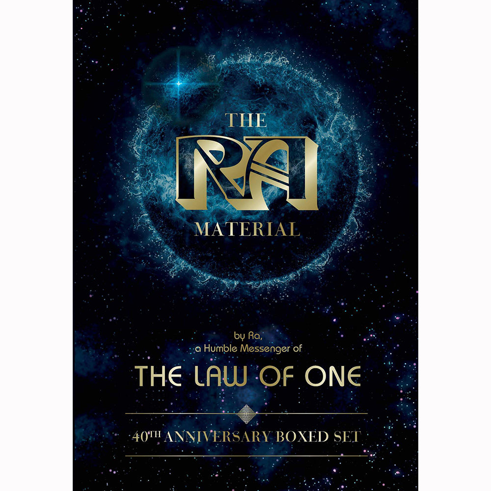 The Ra Material: Law of One - 40th-Anniversary Boxed Set