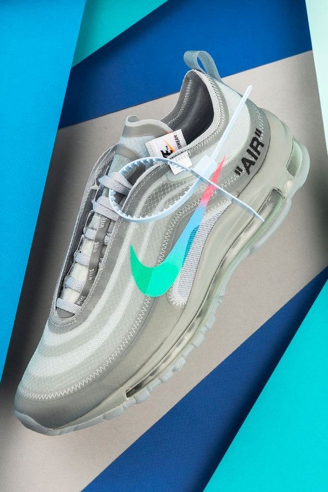 Off-White x Nike Air Max 97 ' Menta'