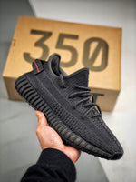 "Adidas yeezy boost 350 ""Black Reflective"""