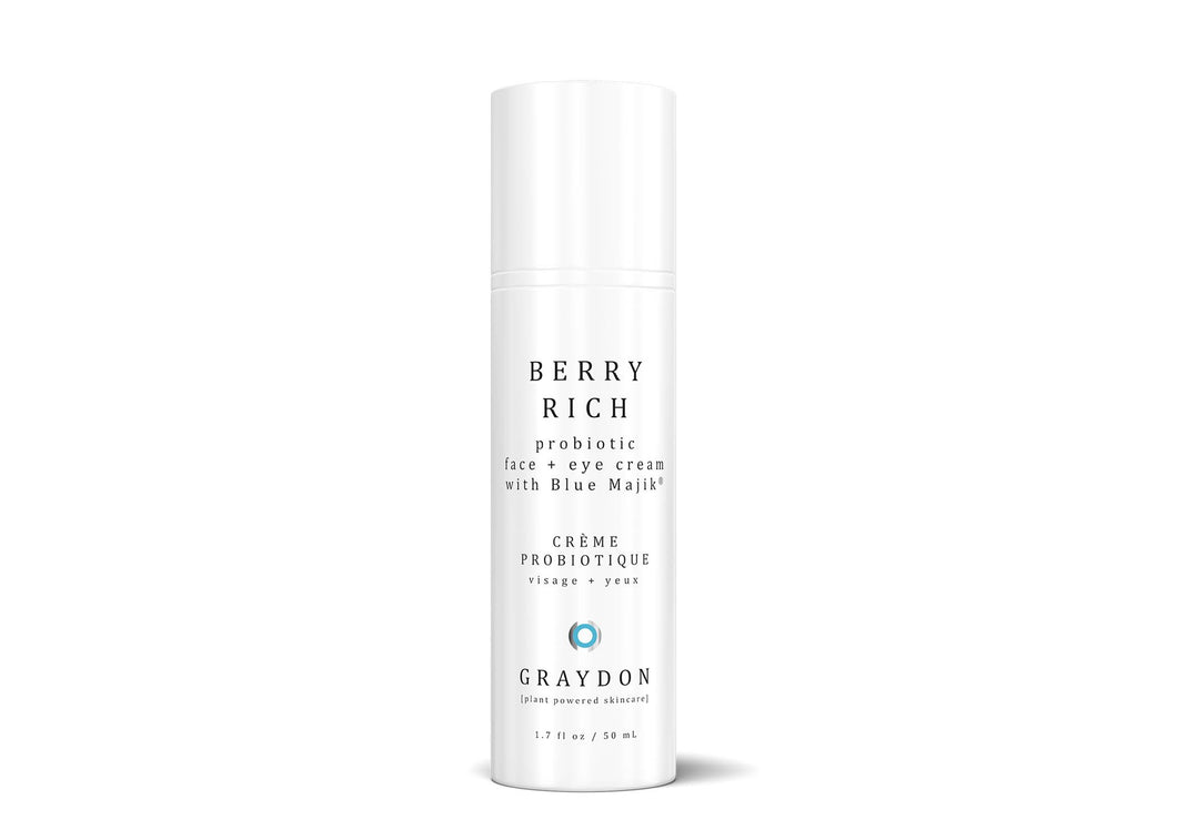Graydon | Moisturizer | Berry Rich Cream 50ml