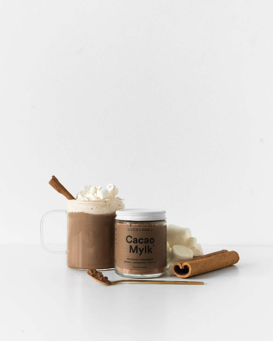 Lake & Oak Tea Co. | Cacao Mylk