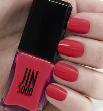 Load image into Gallery viewer, Jin Soon | 10-Free Nail Polish | Coral Peony