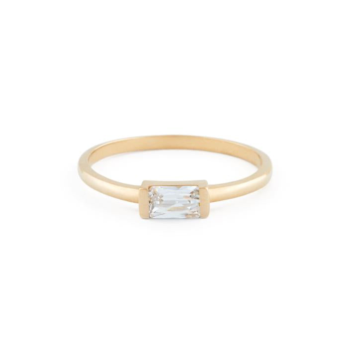 Noemie | Gold Ring