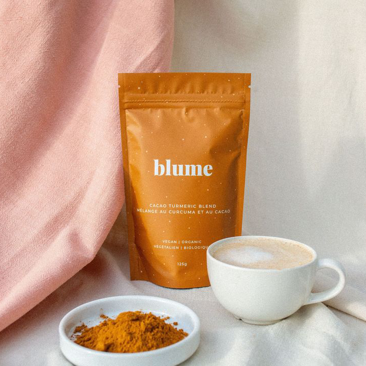Blume | Cacao Turmeric Calm & Relax Wellness Drink