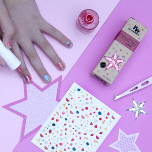 NALA | *DELUXE* PINK PRETTY PLAY MAKEUP BOX WITH NAIL POLISH
