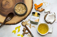 Load image into Gallery viewer, SCHMEAR Naturals | Turmeric + Coconut Calming Face Mask 45g