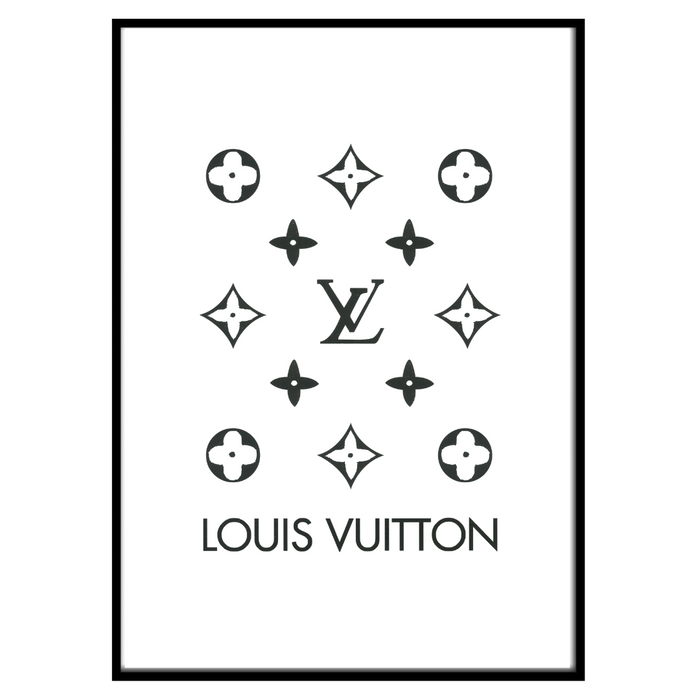 LV Monogram Black (155)