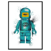 GG Lego Light Blue (122)