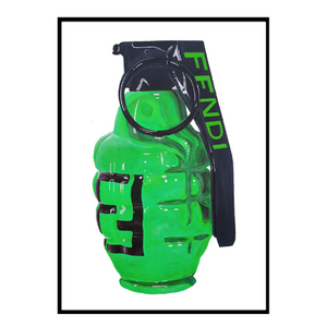FF Grenade Emerald Green (256)